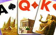 Image about Ancient wonders solitaire