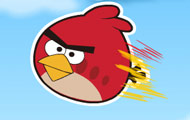 thumbnail of Angry birds ice cream