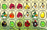 thumbnail of Angry Birds Match