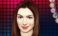 gamespage with image Anne Hathaway makeup