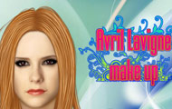 gamespage with image Avril lavigne makeup
