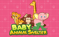 gamespage with image Baby animal shelter