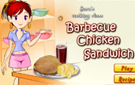 Image about BBQ Chicken sandwich