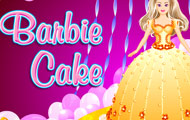 gamespage with image Barbie cake