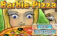 gamespage with image Barbie pizza