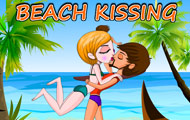 Image about Beach kissing
