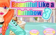 thumbnail of Beautiful like a rainbow