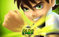 gamespage with image Ben 10 ATV