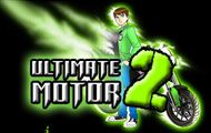 gamespage with image Ben10 ultimate moto 2