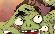thumbnail of Bombing zombie
